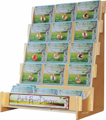 Wholesale Wood Display Unit for Silver Jewellery